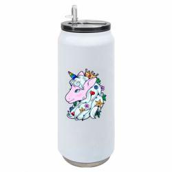 Термобанка 500ml Unicorn Princess