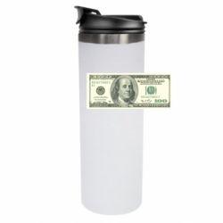 Термокружка Американский Доллар - FatLine