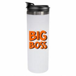 Термокружка Big Boss - FatLine