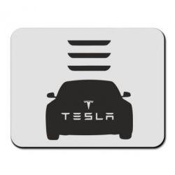 Коврик для мыши Tesla Car - FatLine