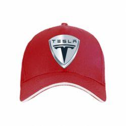 Кепка Tesla Corp - FatLine