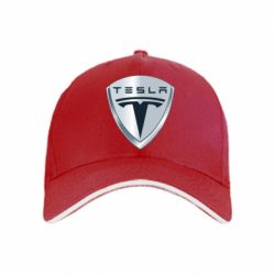 Кепка Tesla Corp
