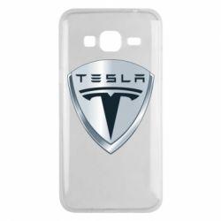Чохол для Samsung J3 2016 Tesla Corp