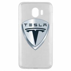 Чехол для Samsung J4 Tesla Corp