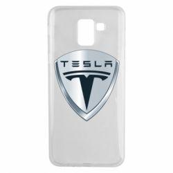 Чехол для Samsung J6 Tesla Corp