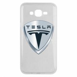 Чехол для Samsung J7 2015 Tesla Corp