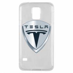 Чохол для Samsung S5 Tesla Corp