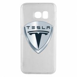 Чохол для Samsung S6 EDGE Tesla Corp