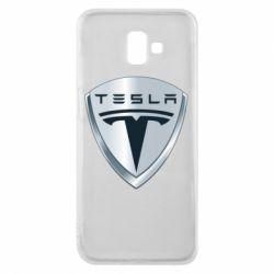 Чехол для Samsung J6 Plus 2018 Tesla Corp