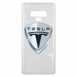 Чехол для Samsung Note 9 Tesla Corp