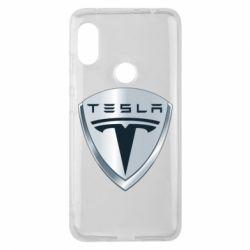 Чохол для Xiaomi Redmi Note Pro 6 Tesla Corp