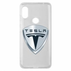 Чехол для Xiaomi Redmi Note 6 Pro Tesla Corp
