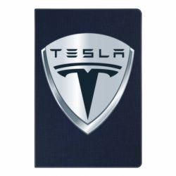 Блокнот А5 Tesla Corp