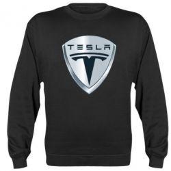 Реглан (свитшот) Tesla Corp - FatLine