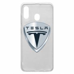 Чехол для Samsung A20 Tesla Corp