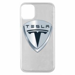 Чехол для iPhone 11 Pro Tesla Corp