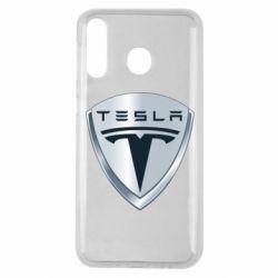 Чехол для Samsung M30 Tesla Corp