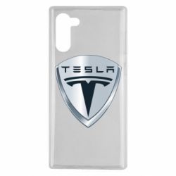 Чехол для Samsung Note 10 Tesla Corp