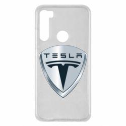 Чехол для Xiaomi Redmi Note 8 Tesla Corp