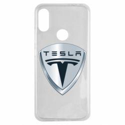 Чехол для Xiaomi Redmi Note 7 Tesla Corp