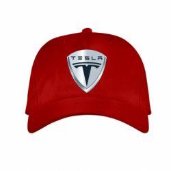 Детская кепка Tesla Corp - FatLine