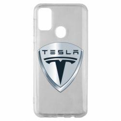 Чохол для Samsung M30s Tesla Corp