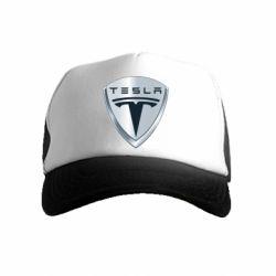 Детская кепка-тракер Tesla Corp