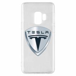 Чехол для Samsung S9 Tesla Corp