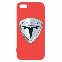 Чехол для iPhone5/5S/SE Tesla Corp