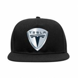 Снепбек Tesla Corp
