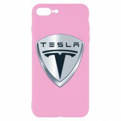Чехол для iPhone 8 Plus Tesla Corp
