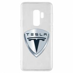 Чехол для Samsung S9+ Tesla Corp