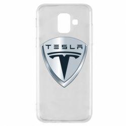 Чехол для Samsung A6 2018 Tesla Corp