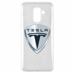 Чехол для Samsung A6+ 2018 Tesla Corp