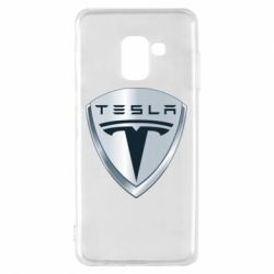 Чохол для Samsung A8 2018 Tesla Corp