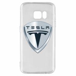 Чехол для Samsung S7 Tesla Corp