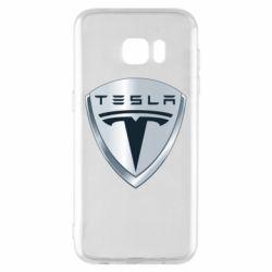 Чохол для Samsung S7 EDGE Tesla Corp