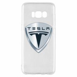 Чохол для Samsung S8 Tesla Corp