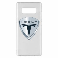 Чохол для Samsung Note 8 Tesla Corp