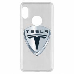 Чехол для Xiaomi Redmi Note 5 Tesla Corp