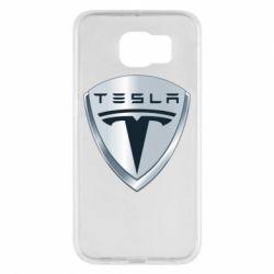 Чохол для Samsung S6 Tesla Corp