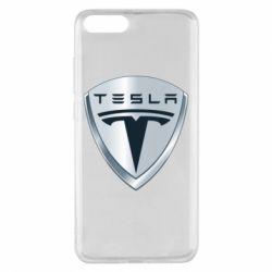 Чехол для Xiaomi Mi Note 3 Tesla Corp