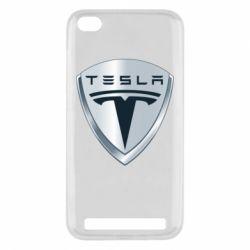 Чехол для Xiaomi Redmi 5a Tesla Corp