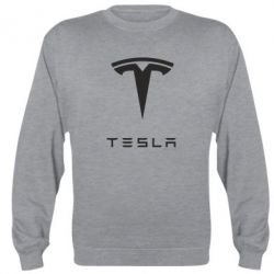 Реглан Tesla Logo - FatLine