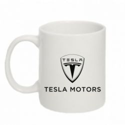 Кружка 320ml Tesla Motors