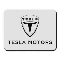 Коврик для мыши Tesla Motors - FatLine