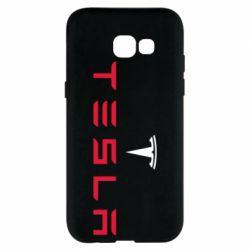 Чехол для Samsung A5 2017 Tesla