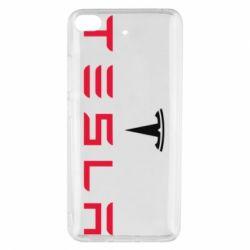 Чехол для Xiaomi Mi 5s Tesla