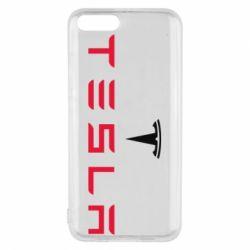 Чехол для Xiaomi Mi6 Tesla