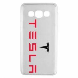 Чехол для Samsung A3 2015 Tesla